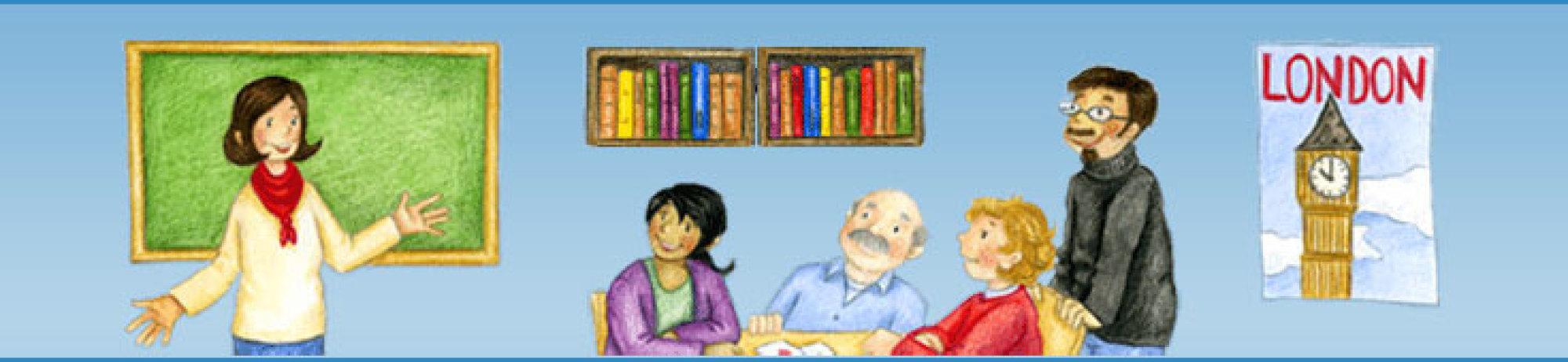 Englischkurse in der Sprachschule - Mortimer English Club Schriesheim